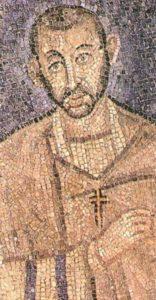 S. Ambrogio der Stadtpatron von Mailand
