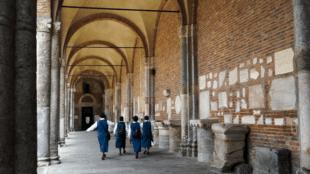 ambrosius basilika