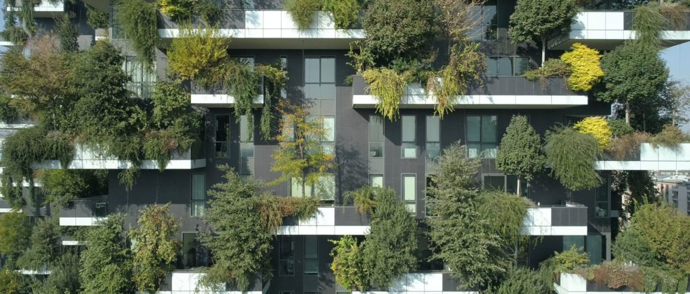 Bosco-Verticale Mailand