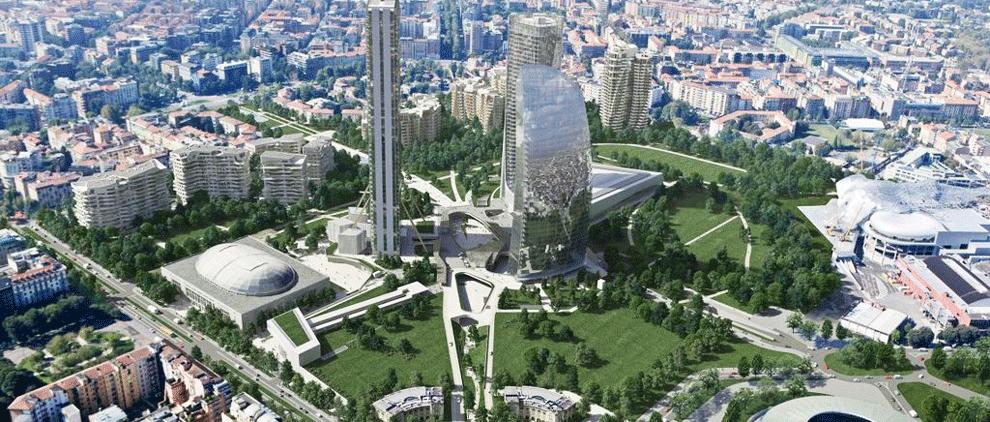 CityLife_(Milan)_Mailand_990