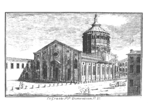 Santa Maria delle Grazie Kloster Mailand