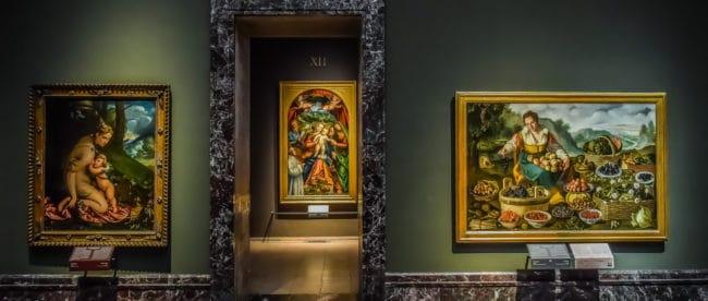 Pinacoteca Brera in Mailand